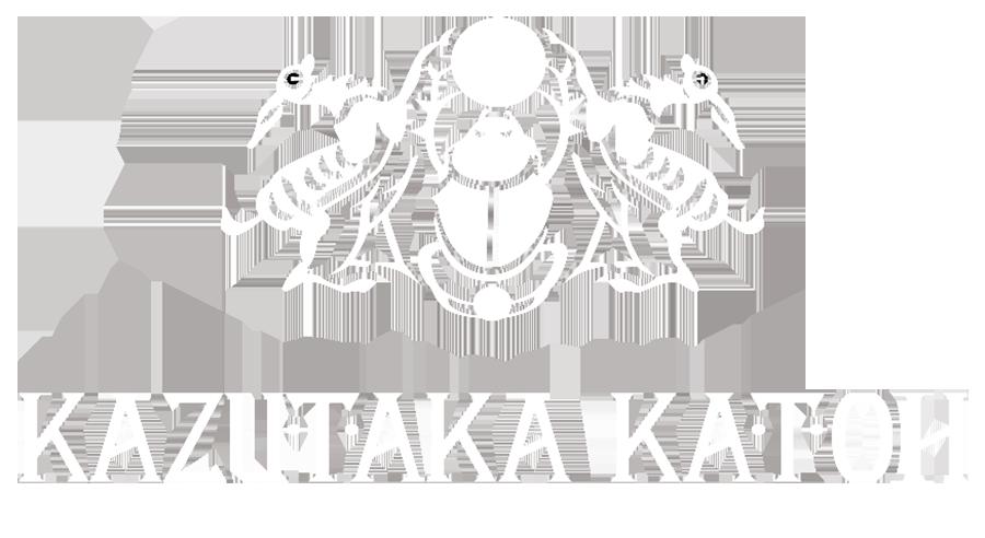 KATOH KAZUTAKA ロゴ